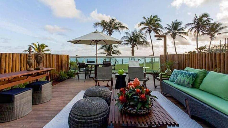Apartamento de luxo para alugar em Salvador