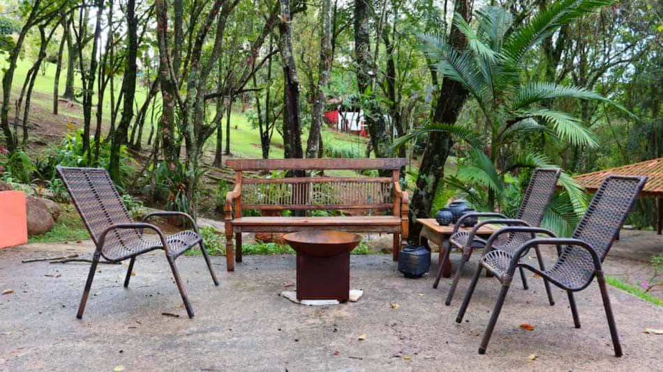 Alugar casa perto de SP com bosque privativo