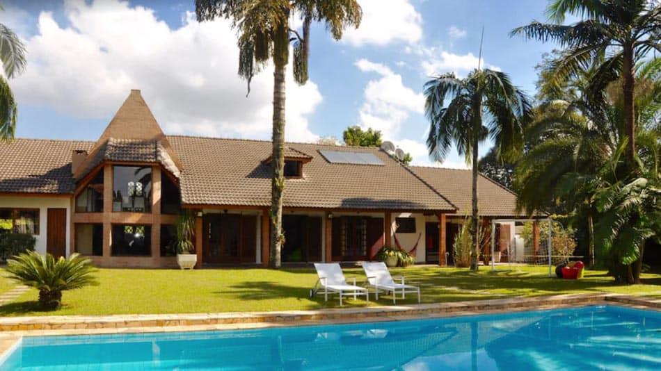 Casa para alugar na Granja Viana
