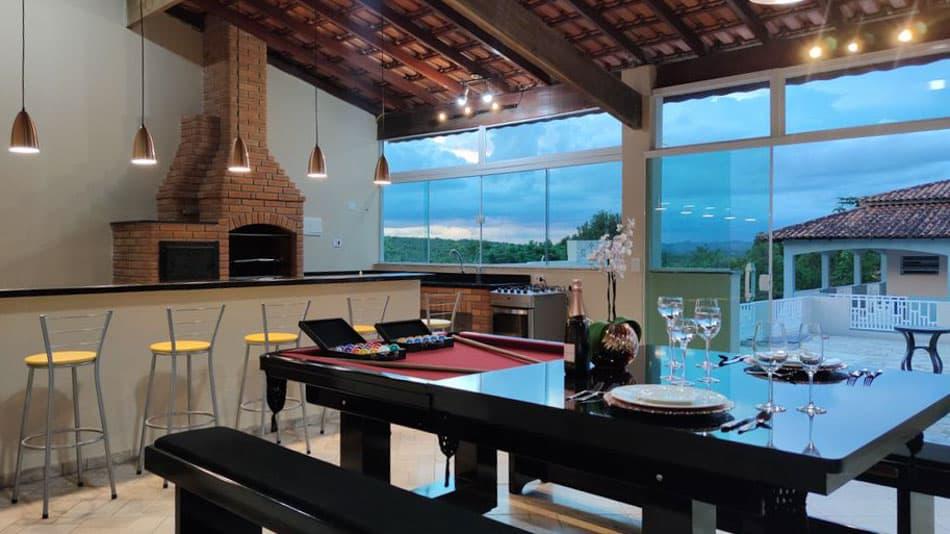 Casa de campo para alugar no interior de SP