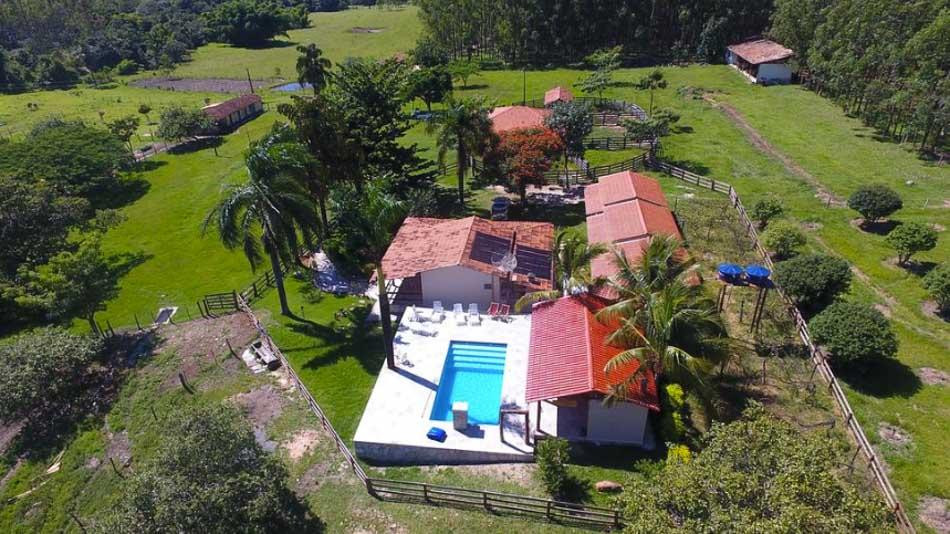 Chácara para aluguel em Pirenópolis