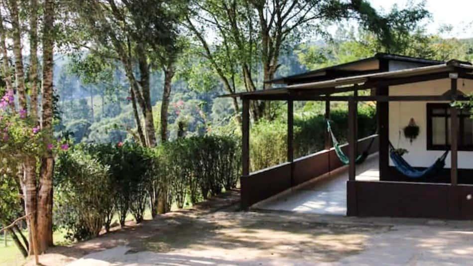 Alugar casa no interior de SP com cachoeira