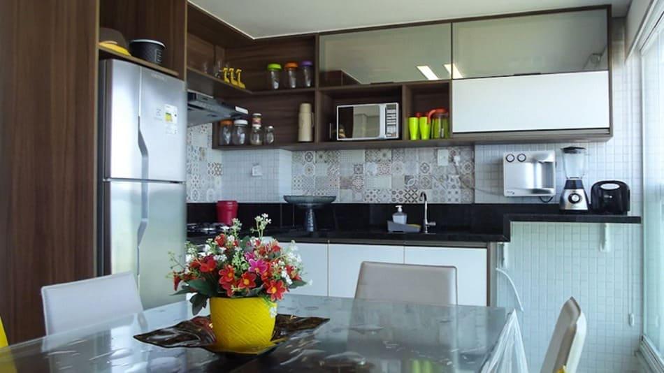 Apartamento de 2 quartos para alugar em Salvador no Rio Vermelho
