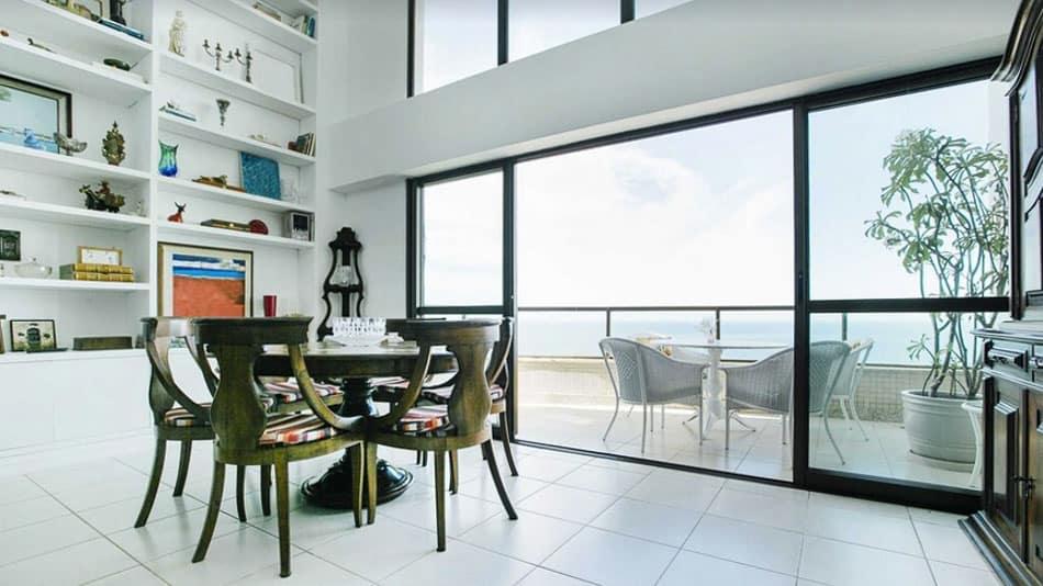 Belo apartamento para alugar no Airbnb em Salvador