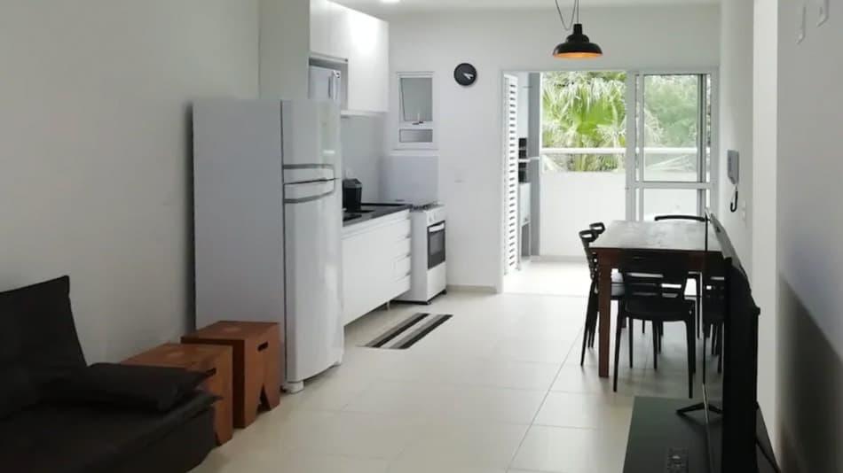 Apartamento para alugar em Ubatuba, no litoral norte de SP