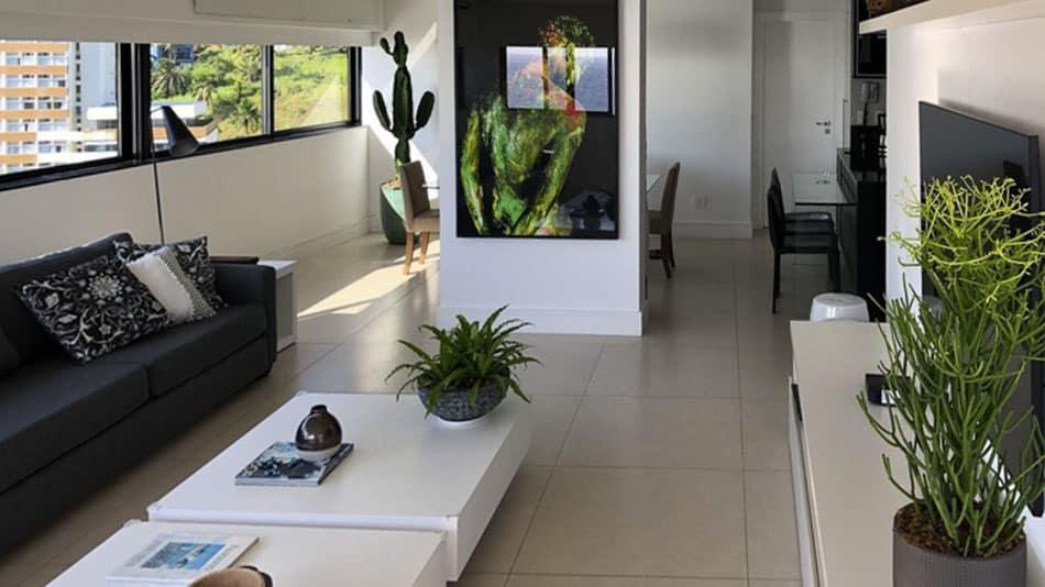 Apartamento para alugar em Salvador em Ondina