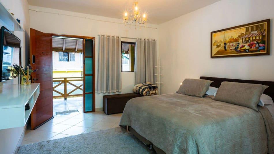 Apartamento para alugar em Monte Verde no centro