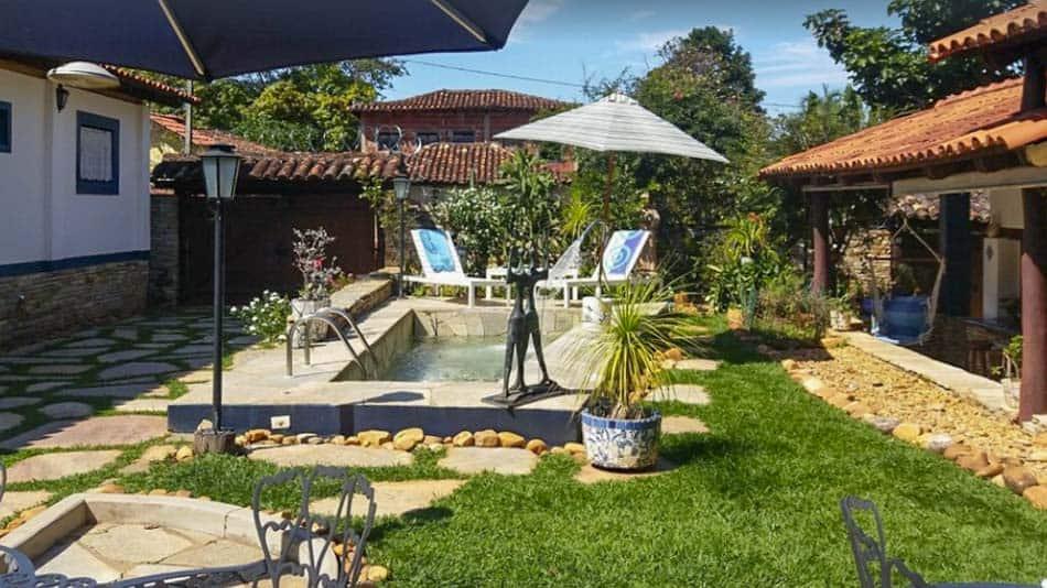 Casa para alugar em Pirenópolis perto do centro