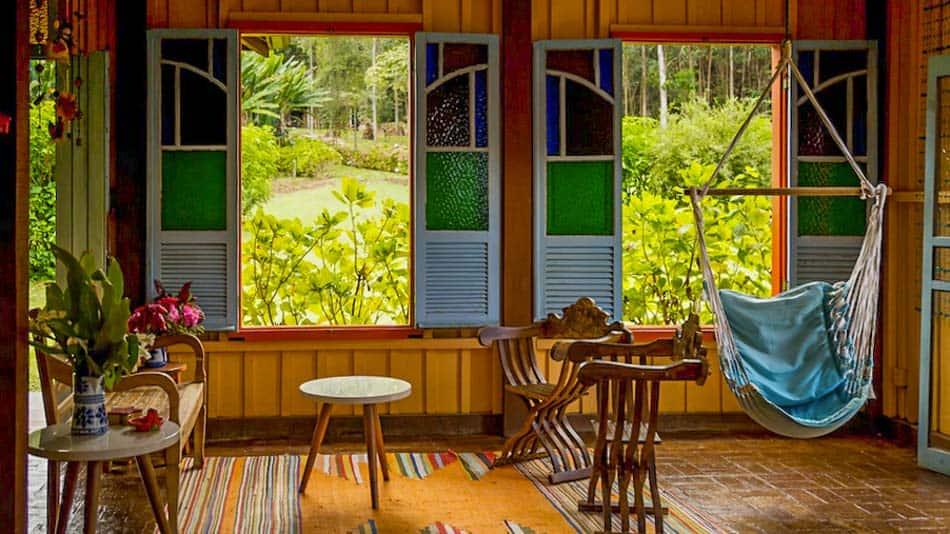 Casa de campo para alugar em Gonçalves