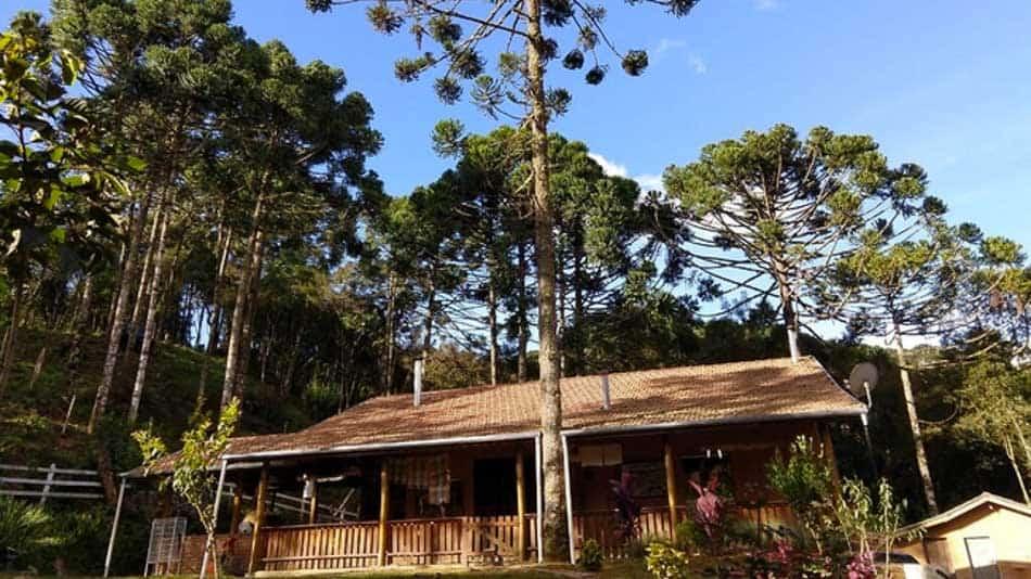 Casa para alugar em Gonçalves