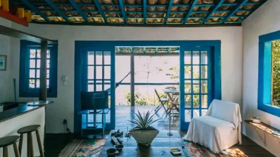 Casa para alugar em Ilhabela no Sítio Enseada