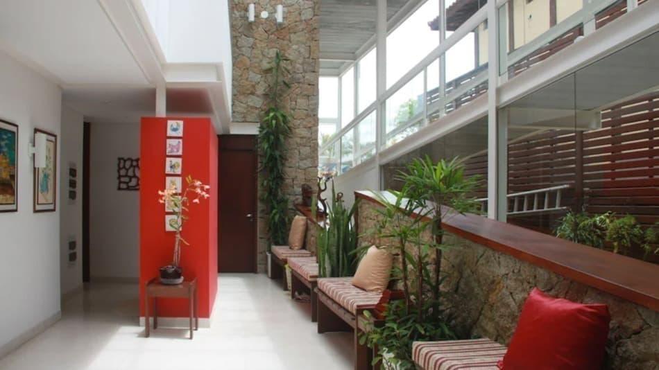 Casa para alugar em Ilhabela na Vila