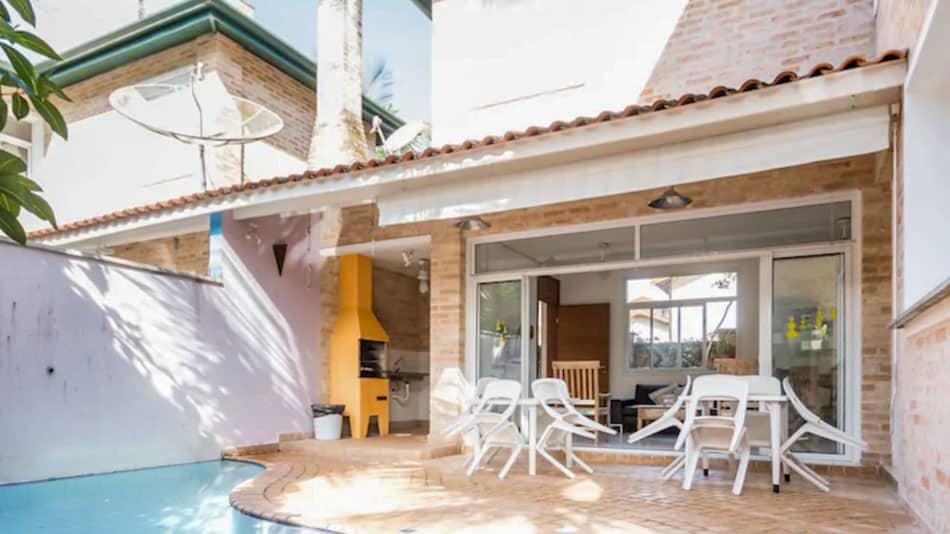 Casa para alugar em Juquehy com piscina privativa