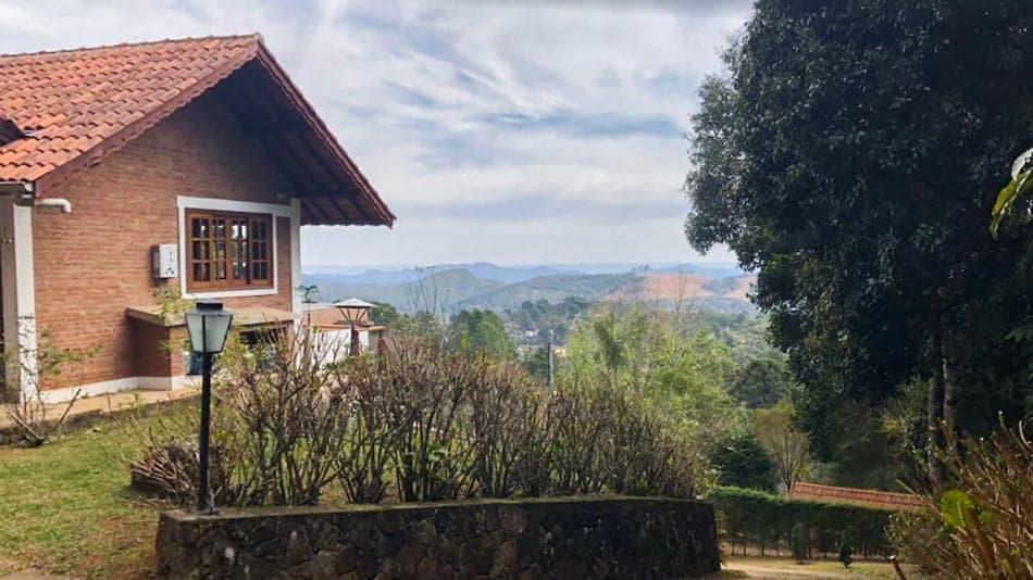 Casa para alugar em Monte Verde na montanha