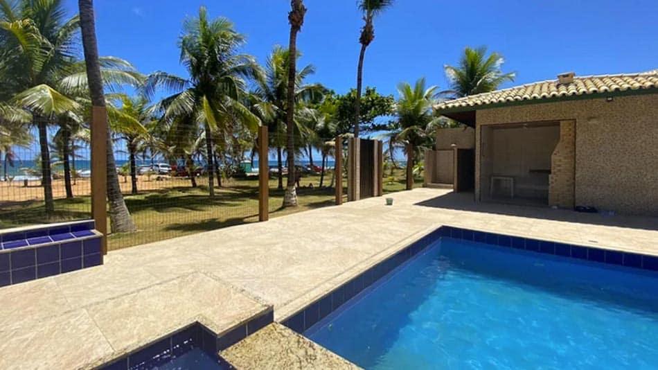 Casa para alugar em Salvador na praia do Flamengo