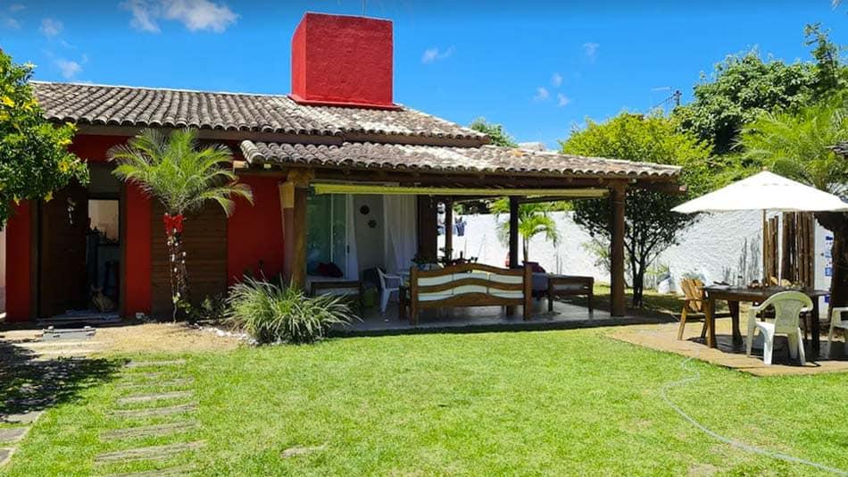 Casa para alugar em Salvador perto da praia