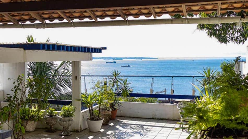 Casa para alugar em Salvador com vista
