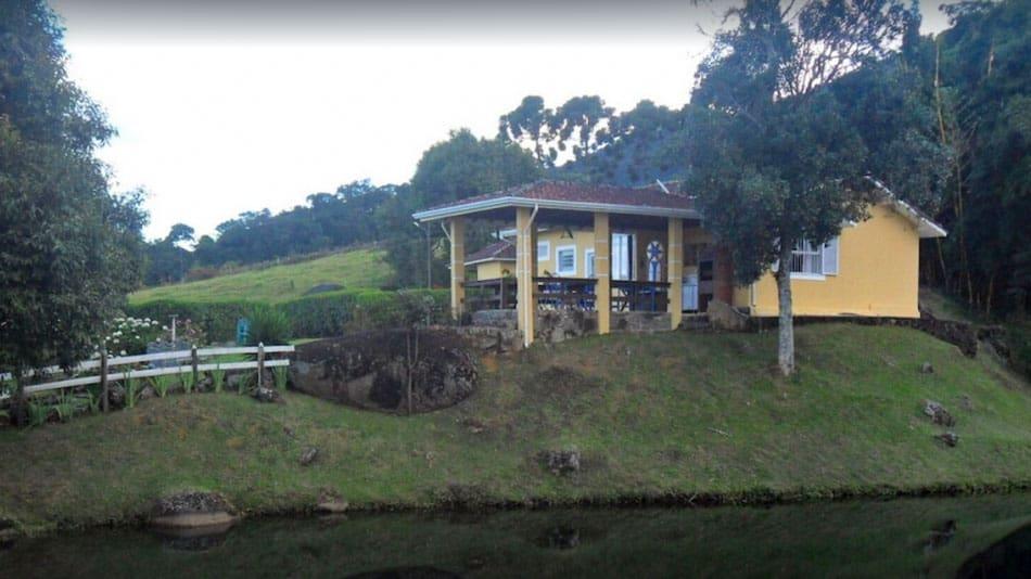 Casa de campo para alugar em São Francisco Xavier