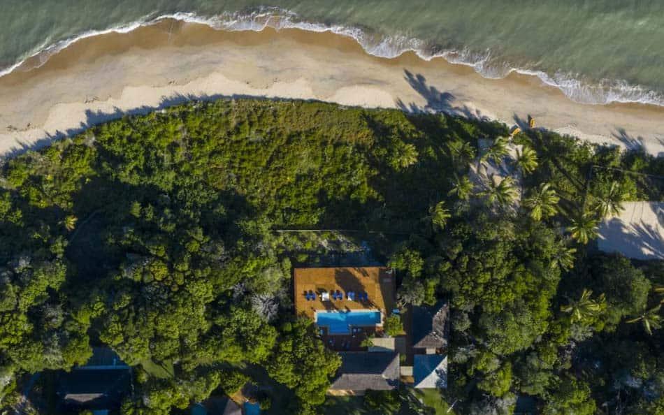 Casa para alugar em Trancoso pé na areia