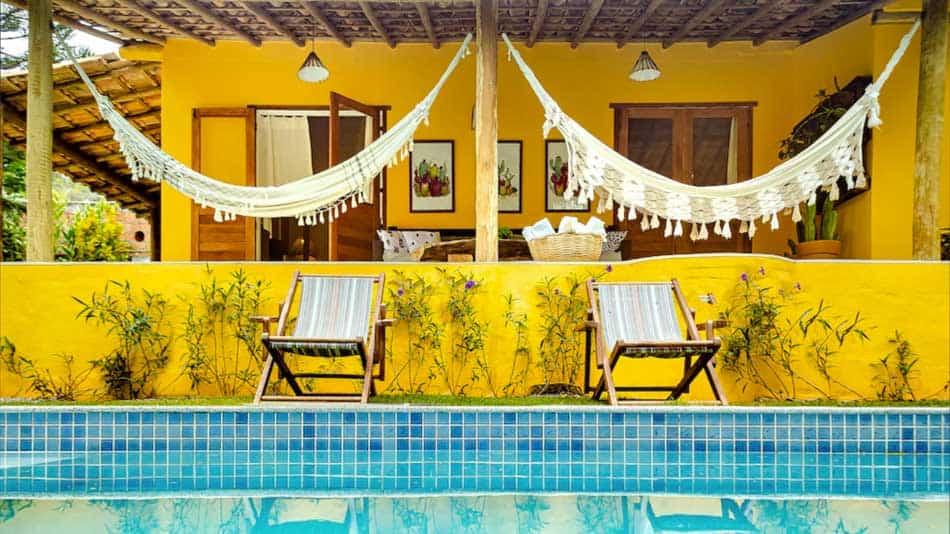 Casa para alugar em Trancoso com piscina