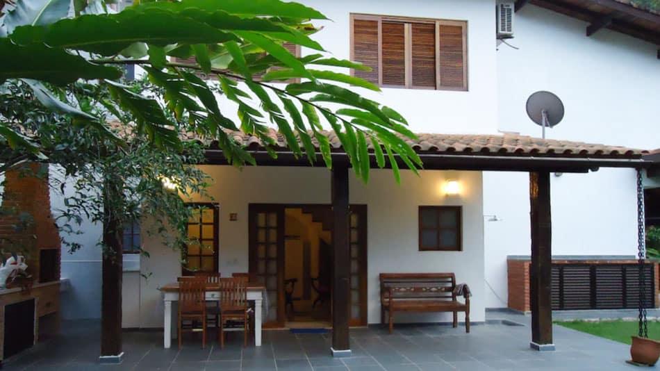 Casa para alugar no litoral norte de SP em Boiçucanga