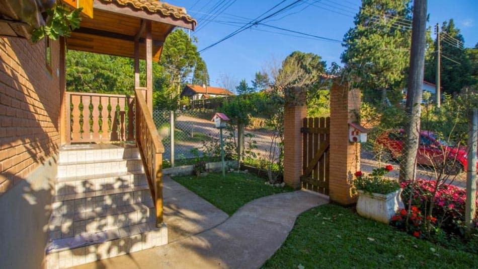 Bela casa para alugar em Monte Verde