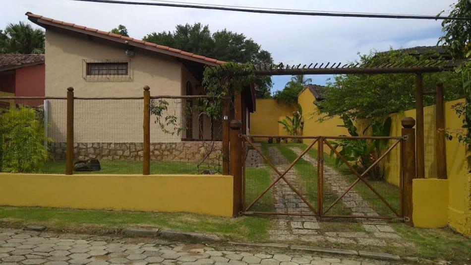 Casa barata para alugar no litoral norte de SP em Ilhabela