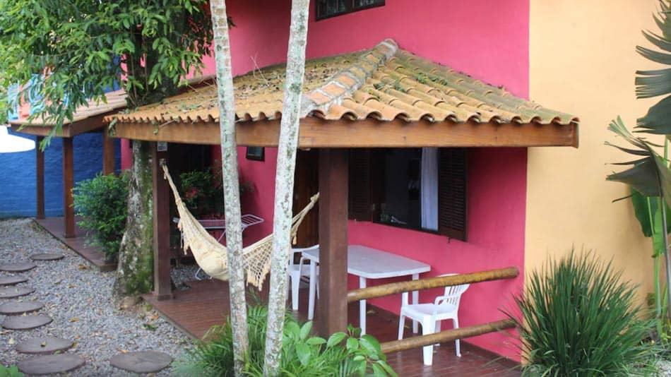 Casa barata para alugar no litoral norte de SP em Maresias