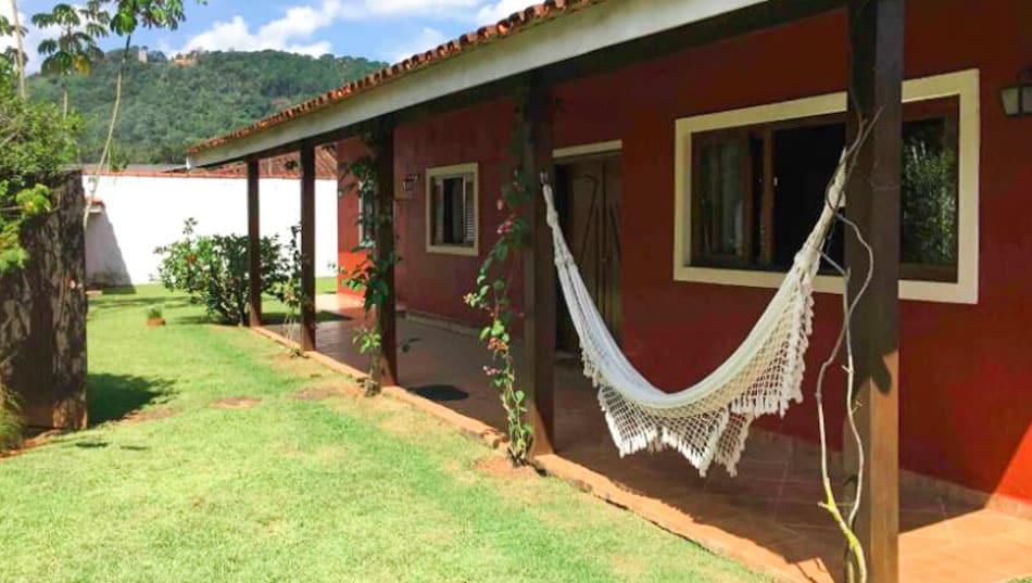 Linda casa para alugar em Atibaia