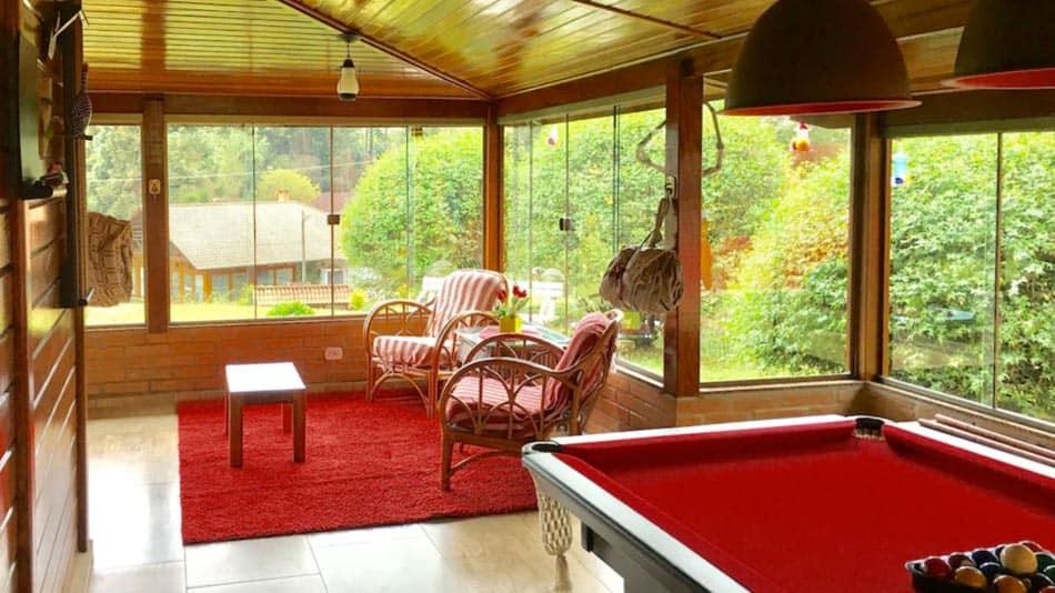 Casa de campo para alugar em Monte Verde