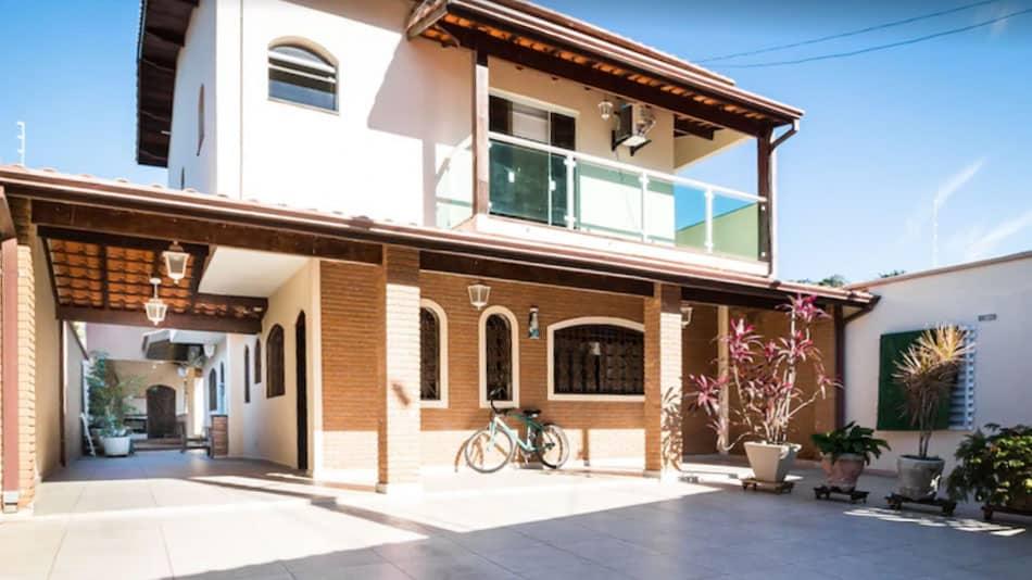 Casa para alugar no litoral norte de SP em Caraguatatuba