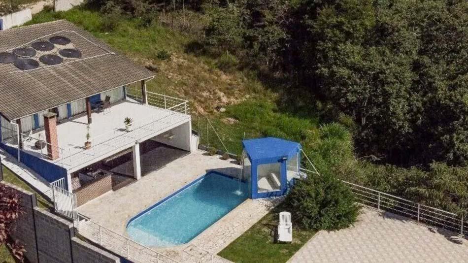 Casa para alugar em Atibaia de alto padrão