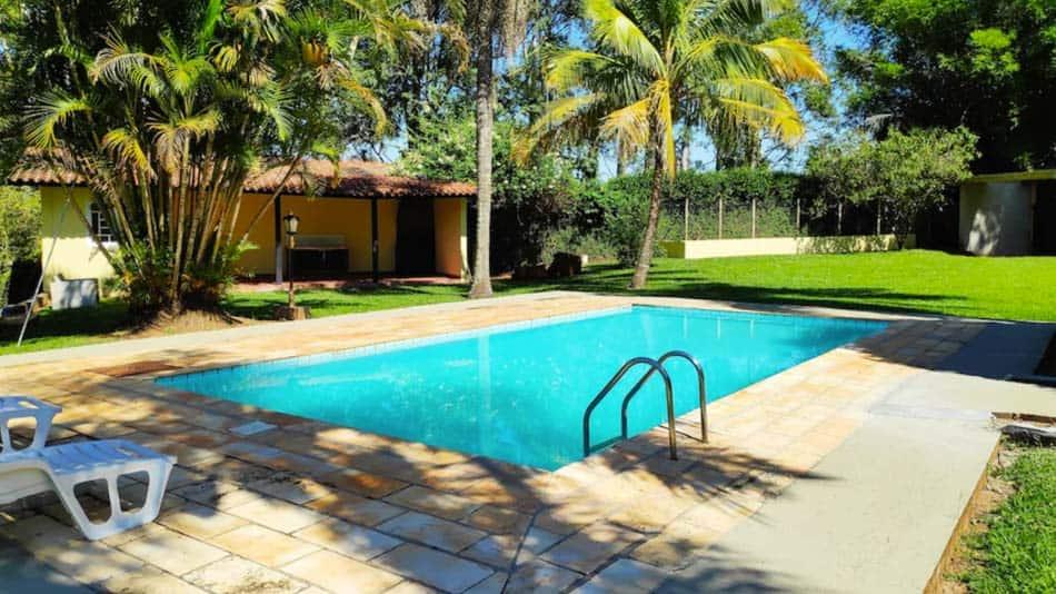 Casa de campo para aluguel de temporada em Atibaia