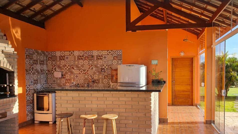 Casa para alugar perto de Atibaia