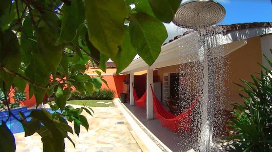 Casa para alugar no centro de Ubatuba, no litoral norte de SP