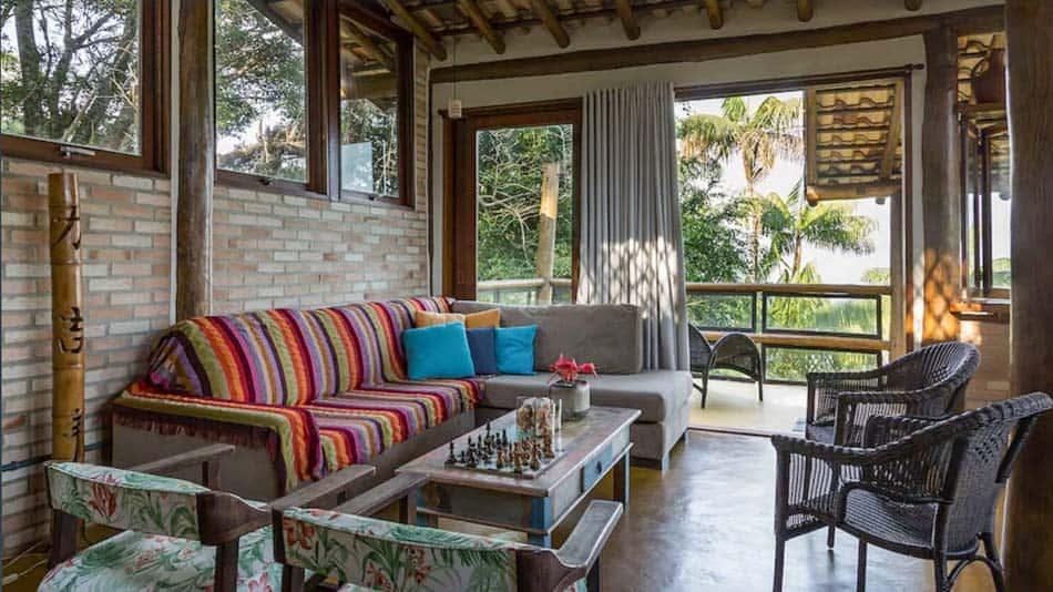 Casa para alugar em Ubatuba, no litoral norte de SP