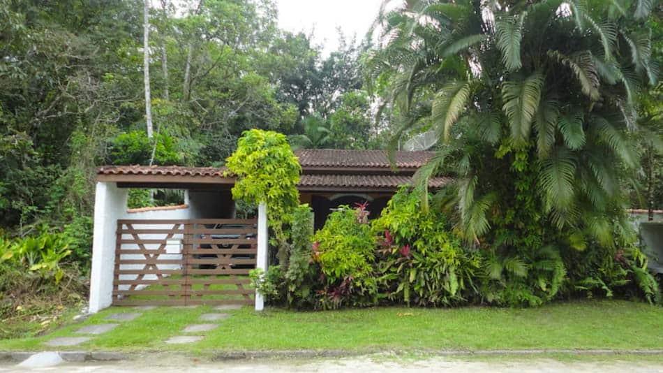 Casa para alugar no litoral norte de SP na Juréia