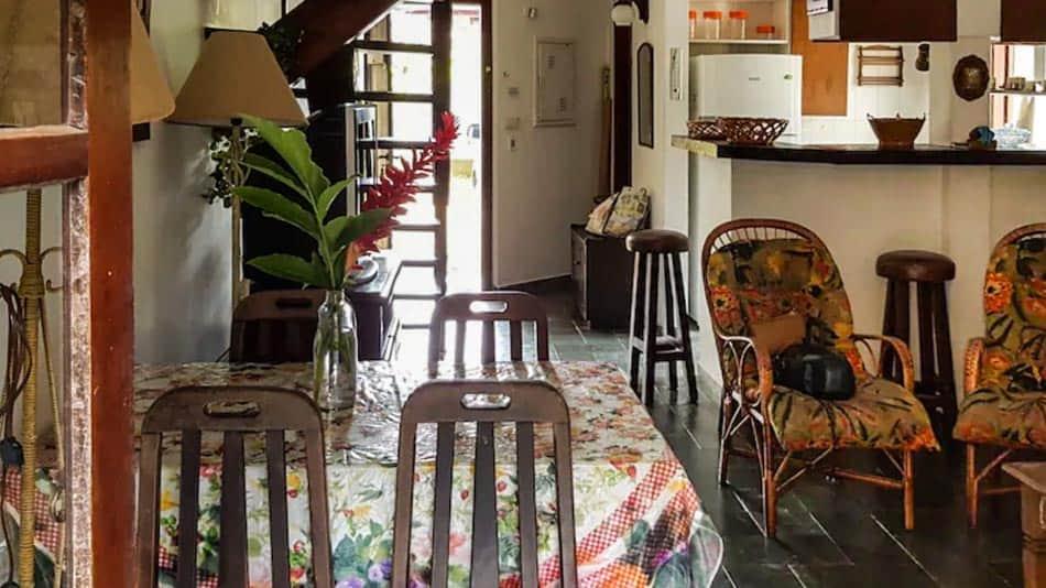 Casa para alugar no litoral norte de SP na Barra do Sahy