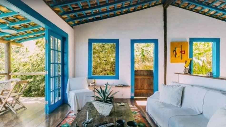 Charmosa casa para alugar no litoral norte de SP em Ilhabela