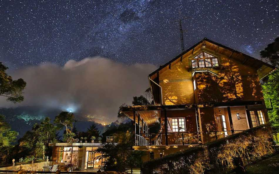Casa para alugar em Monte Verde nas montanhas