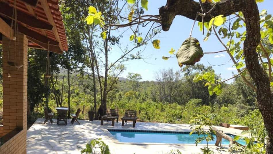 Chácara para alugar em Pirenópolis