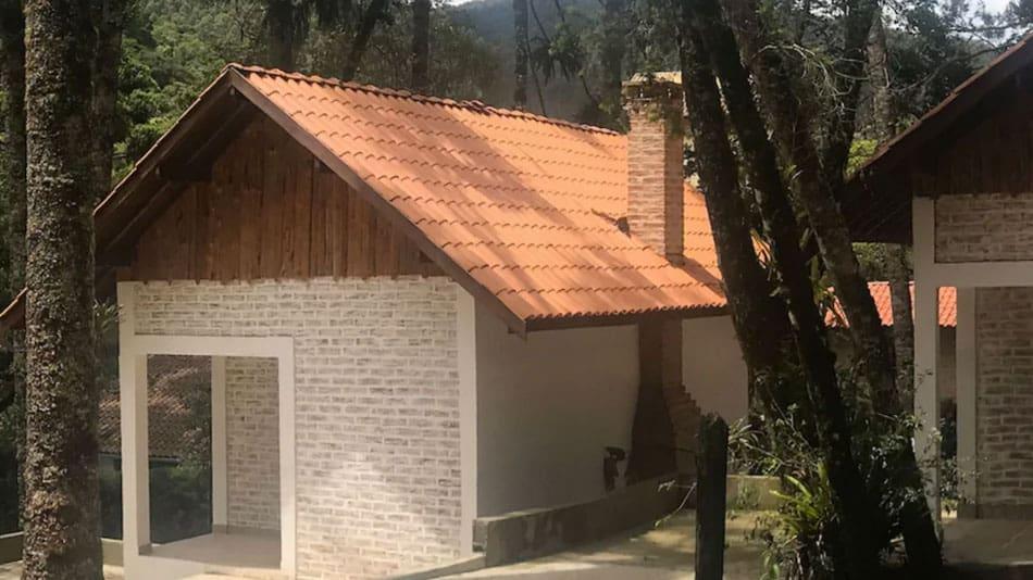 Chalé para alugar em Monte Verde