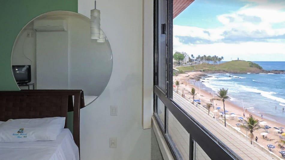Flat para alugar em Salvador na Barra