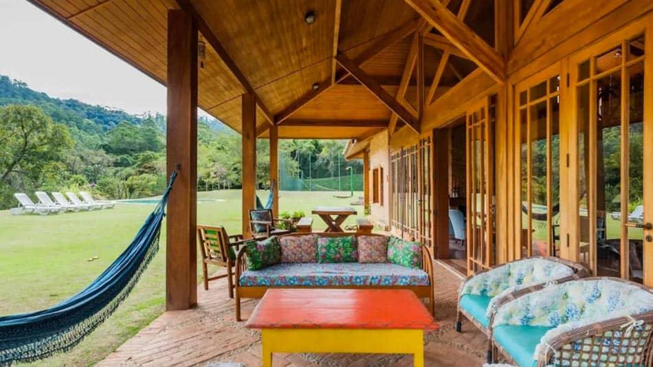 Casa para alugar em Santo Antônio do Pinhal