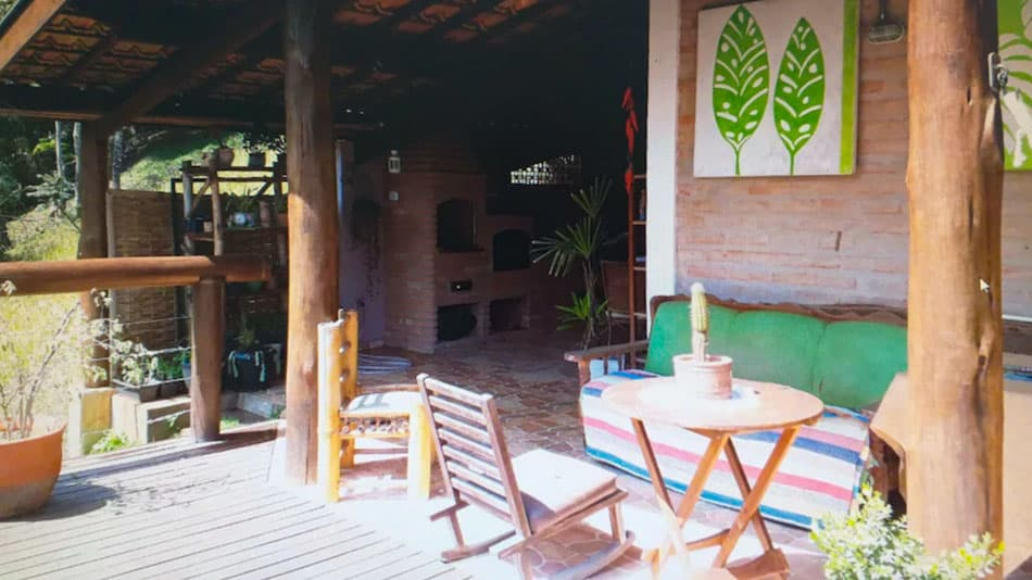 Sítio para alugar em Santo Antônio do Pinhal