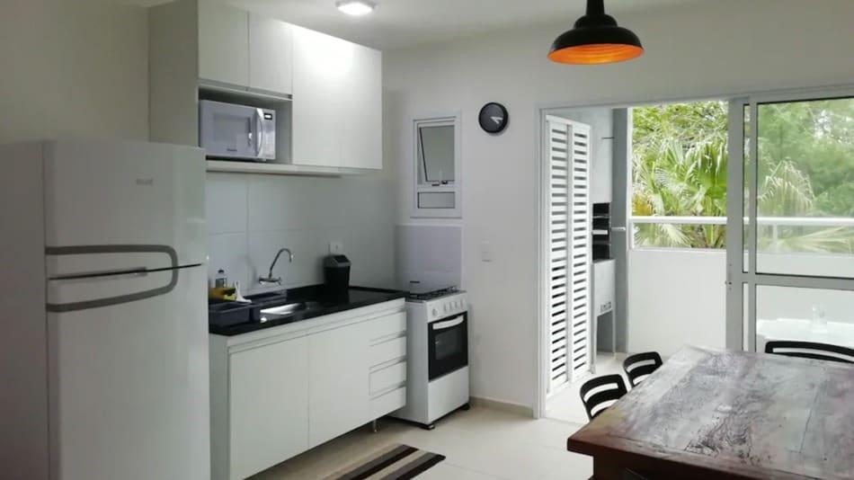 Apartamento para alugar em Ubatuba em Perequê