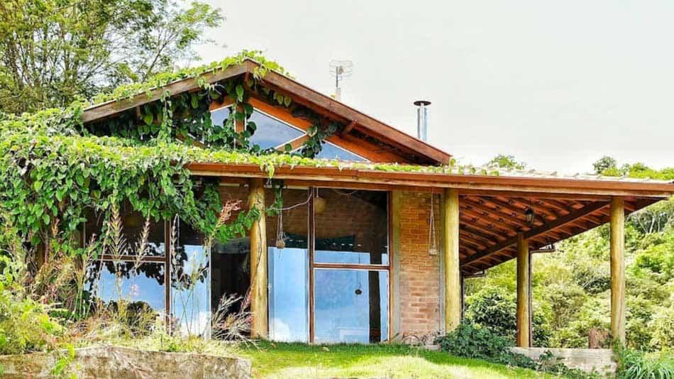 Casa para alugar em Santo Antônio do Pinhal nas montanhas