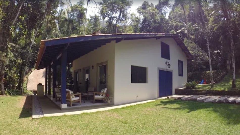 Casa para alugar em Ubatuba na Praia do Félix