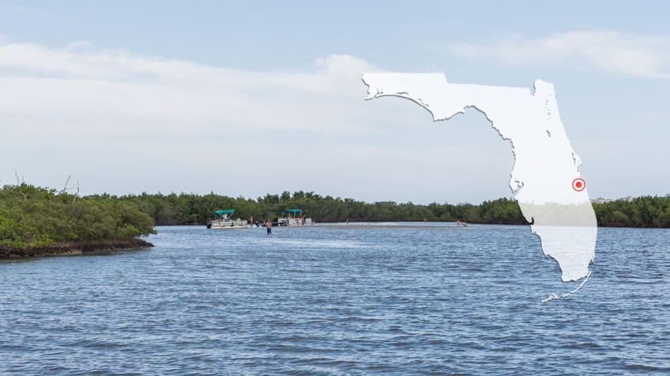 Indian River Lagoon, na Flórida