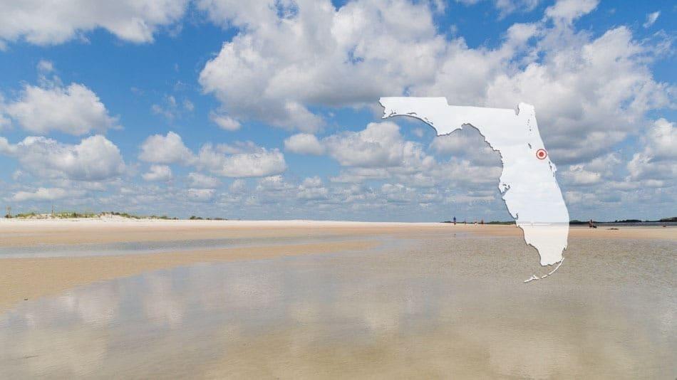 Smyrna Dunes Park, na Costa Atlântica da Flórida